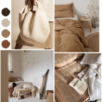 Earthy Tones Mood Boards